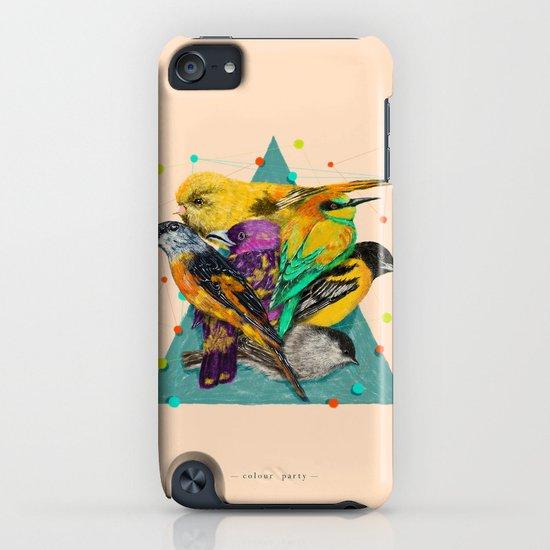 Colour Party iPhone & iPod Case