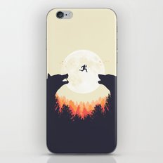 Runaway iPhone & iPod Skin