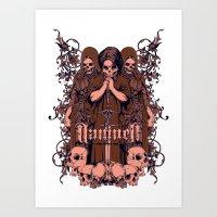 Holy Trinity Art Print