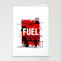 FUEL Stationery Cards