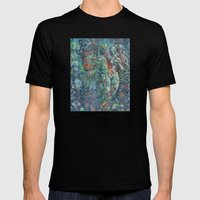 Eden Mens Fitted Tee Black SMALL