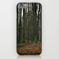 iPhone & iPod Case featuring The forest by Anna Brunk