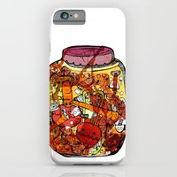 iPhone & iPod Case featuring Preserved vegetables by ChiLi_biRó