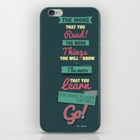 The More iPhone & iPod Skin