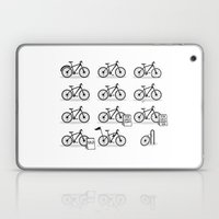 Life Cycle Laptop & iPad Skin