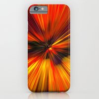 iPhone & iPod Case featuring Super Sonic by Clive Eariss