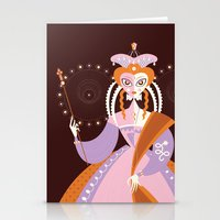 Elizabeth I of England Stationery Cards