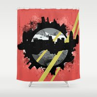 The Event Horizon Shower Curtain