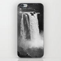 Snoqualmie Falls, WA iPhone & iPod Skin