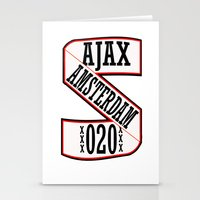 AJAX AMSTERDAM 020 Stationery Cards