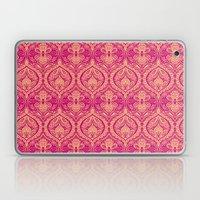 Simple Ogee Pink Laptop & iPad Skin
