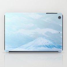 COLD AIR MASS iPad Case