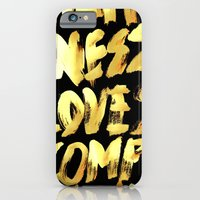 iPhone & iPod Case featuring Company by WRDBNR