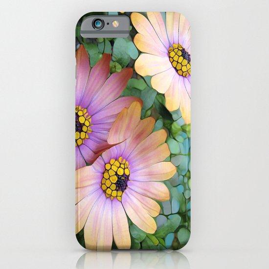 Glowing Gerbera's iPhone & iPod Case