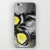 Skull and bones iPhone & iPod Skin
