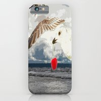 iPhone & iPod Case featuring Say what you sea by monjii art
