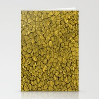 Seamless pattern Stationery Cards