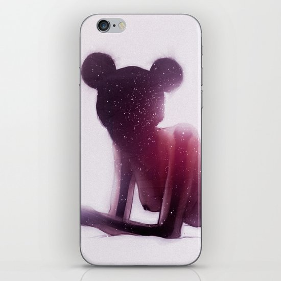 randomrandomrandom iPhone & iPod Skin
