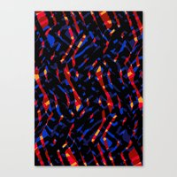 Rope trick Canvas Print