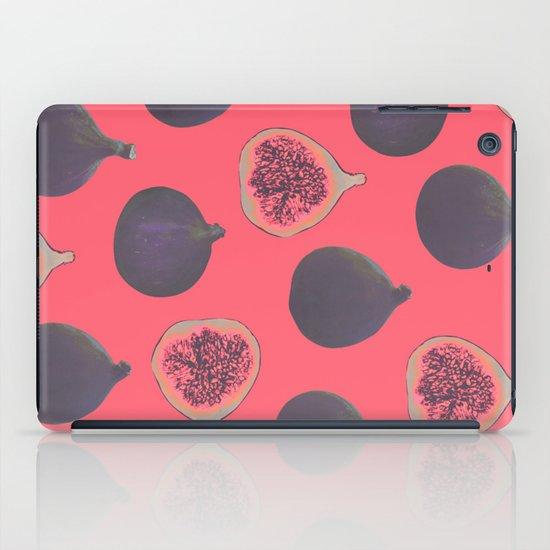 Fig pattern iPad Case