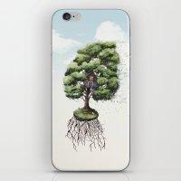 Wanderer's Retreat iPhone & iPod Skin