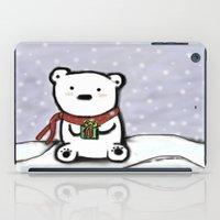 Winter Bear iPad Case