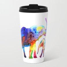 Elephants Travel Mug