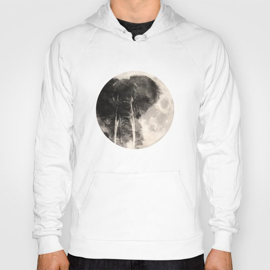 The Elephant in The Moon Hoody