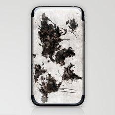 Wild World iPhone & iPod Skin