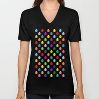 Mini Eggs Unisex V-Neck