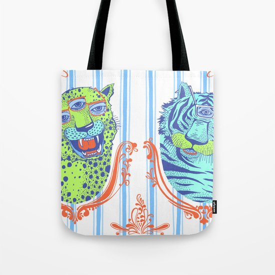 Stephan and Steve Tote Bag