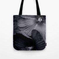 Elegant Pair Of Hibiscus… Tote Bag