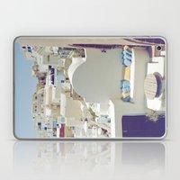 Santorini Lounge Laptop & iPad Skin