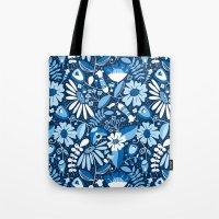 Annabelle - Blues Tote Bag