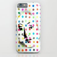 VENUS IN HIRSTIAN DOTS iPhone 6 Slim Case