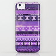 Native Spirit (Purple) iPhone 5c Slim Case