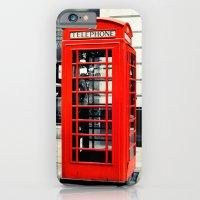 British Telephone Booth iPhone 6 Slim Case
