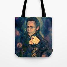 Loki Tote Bag