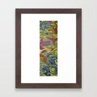 Guppies Framed Art Print