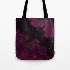 Garnet Universe Tote Bag