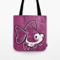 Moor Goldfish Tote Bag