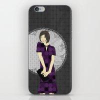 Samantha iPhone & iPod Skin