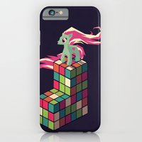iPhone & iPod Case featuring colorful toys by Yetiland