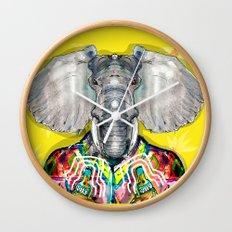 ELEPHAS Wall Clock