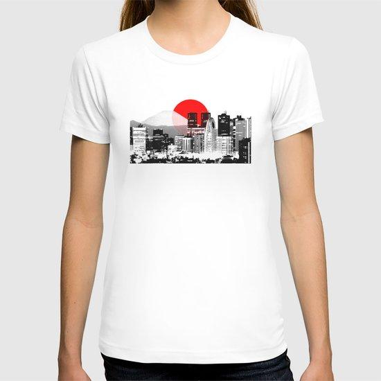 Modern Japan - Tokyo - Shinjuku T-shirt