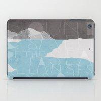 The Sea iPad Case