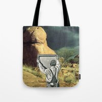Trying To Change Nature,… Tote Bag