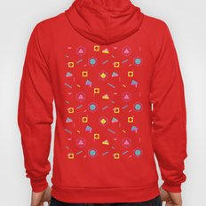 Abstract Geometric Pattern Hoody