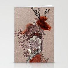 Die Oma | Dreißig.Tage,… Stationery Cards