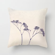 in my mind... Throw Pillow